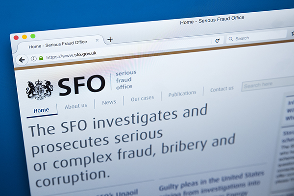 SFO Serious Fraud Office