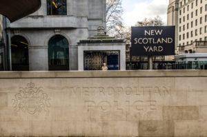 Police - Scotland Yard